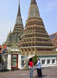 Bangkok le voyage comme atelier