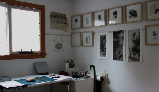 Studio author and photograph (same) Denise Pelletier