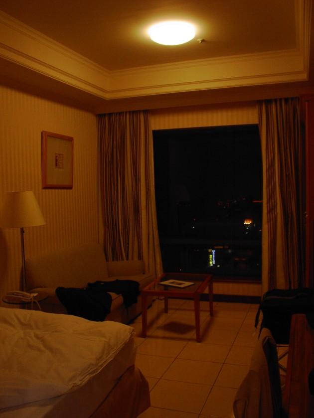 Ma chambre à Taichung (2)